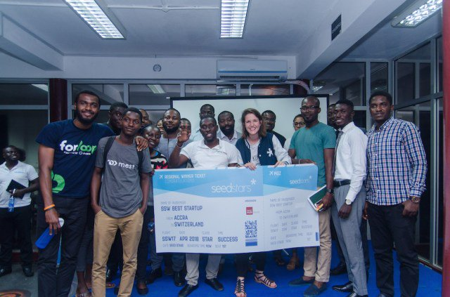 Virtual farmers and buyers marketplace AgroCenta selected the best startup in Ghana