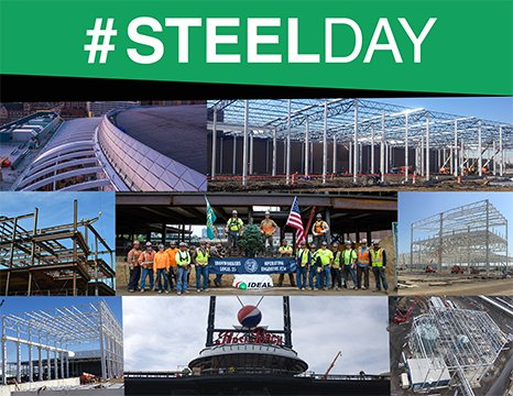 test Twitter Media - Happy #SteelDay everyone! #idealcontracting #steel #2017 https://t.co/XmJqBcKhwp