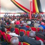 Uhuru meets 5,000 Central leaders for election talks