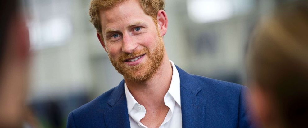 S/O to another ginger in my life, Prince Harry. Happy birthday, bruh.