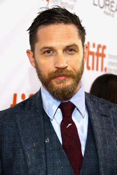 Happy birthday, Tom Hardy
