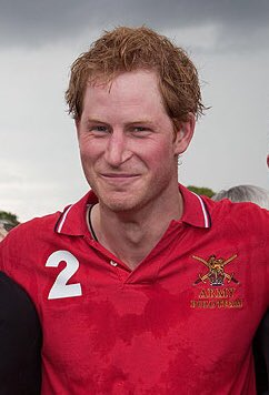 Happy birthday to Prince Harry