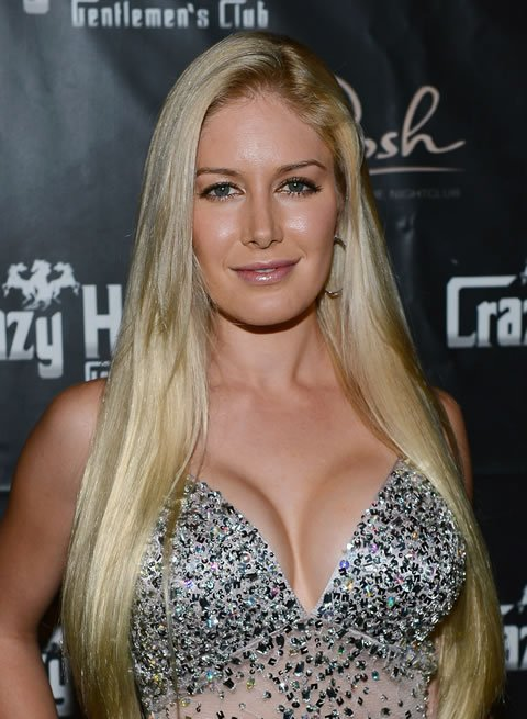 Happy Birthday Heidi Montag