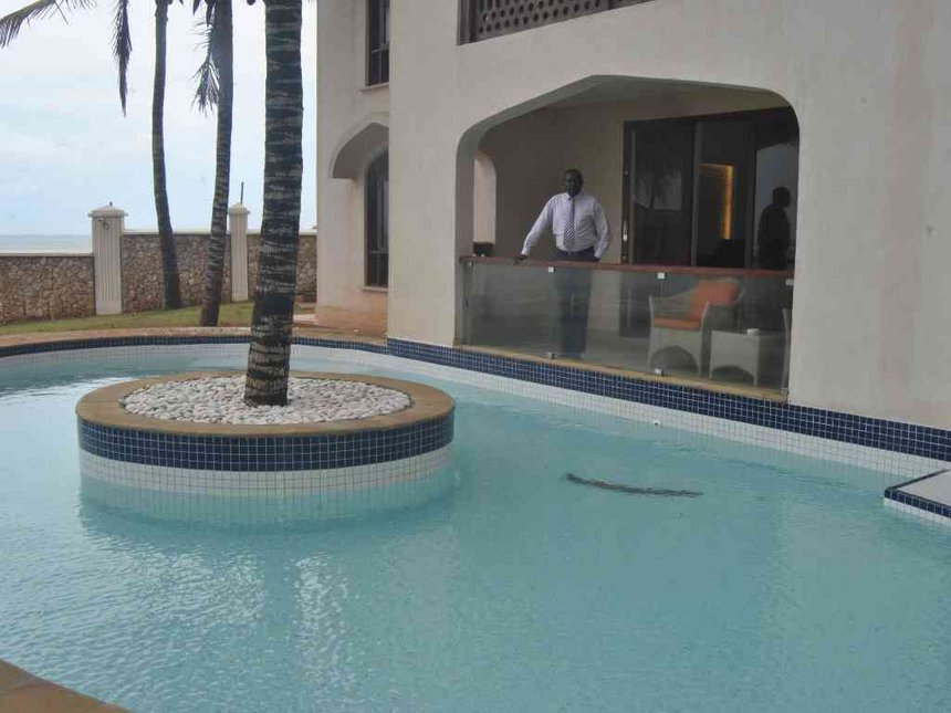 [PHOTOS] High-end tourism comes alive as Sh3b Silver Palm resort opens in Kilifi