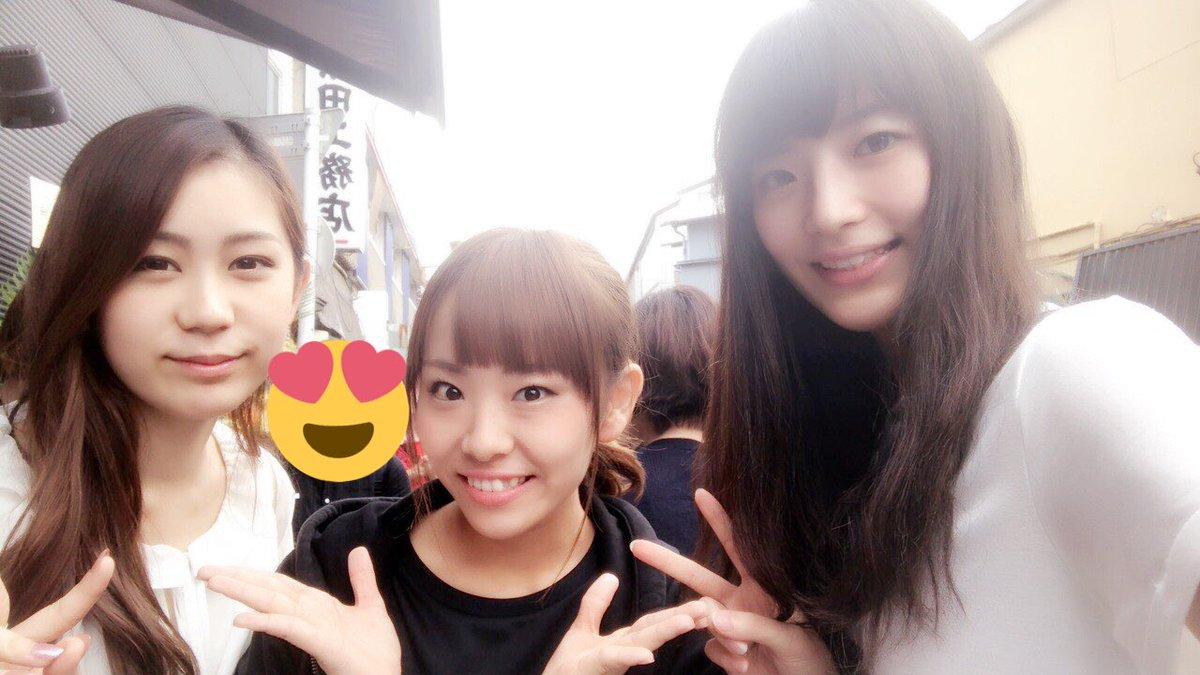 昨日は、愛しのまっちーと真由子、そしてハマトラとCZで共演した黒さんが観に来てくださいましたヾ(*''∀`*)ノ仲間に会