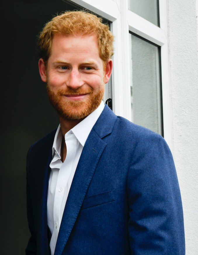 Happy Birthday to our favourite royal, Prince Harry