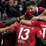 Promoted Hanover top Bundesliga