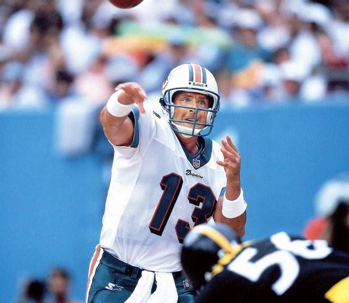 Happy 56th bday to former great Dan Marino. Laces out Dan!
