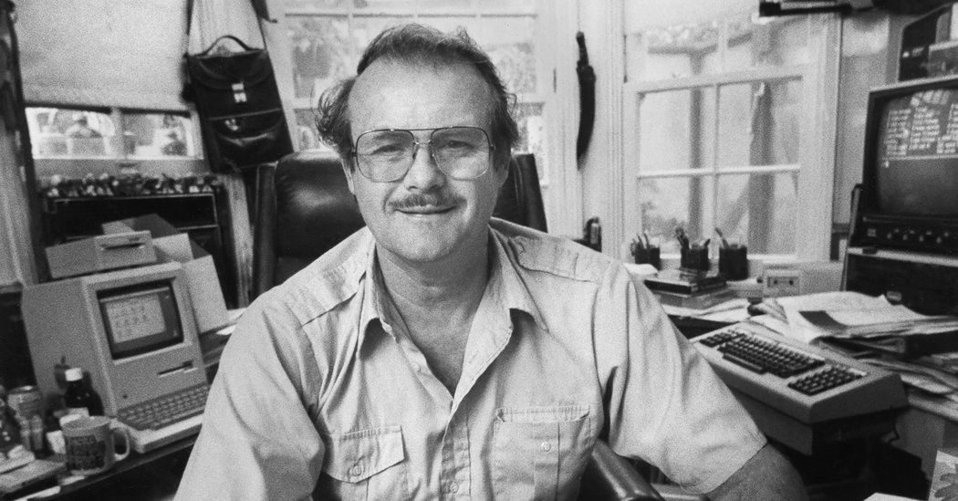 Jerry Pournelle, Science Fiction Novelist and Computer Guide, Dies at 84