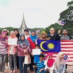 Malaysians abroad band together to celebrate the nation - Nation