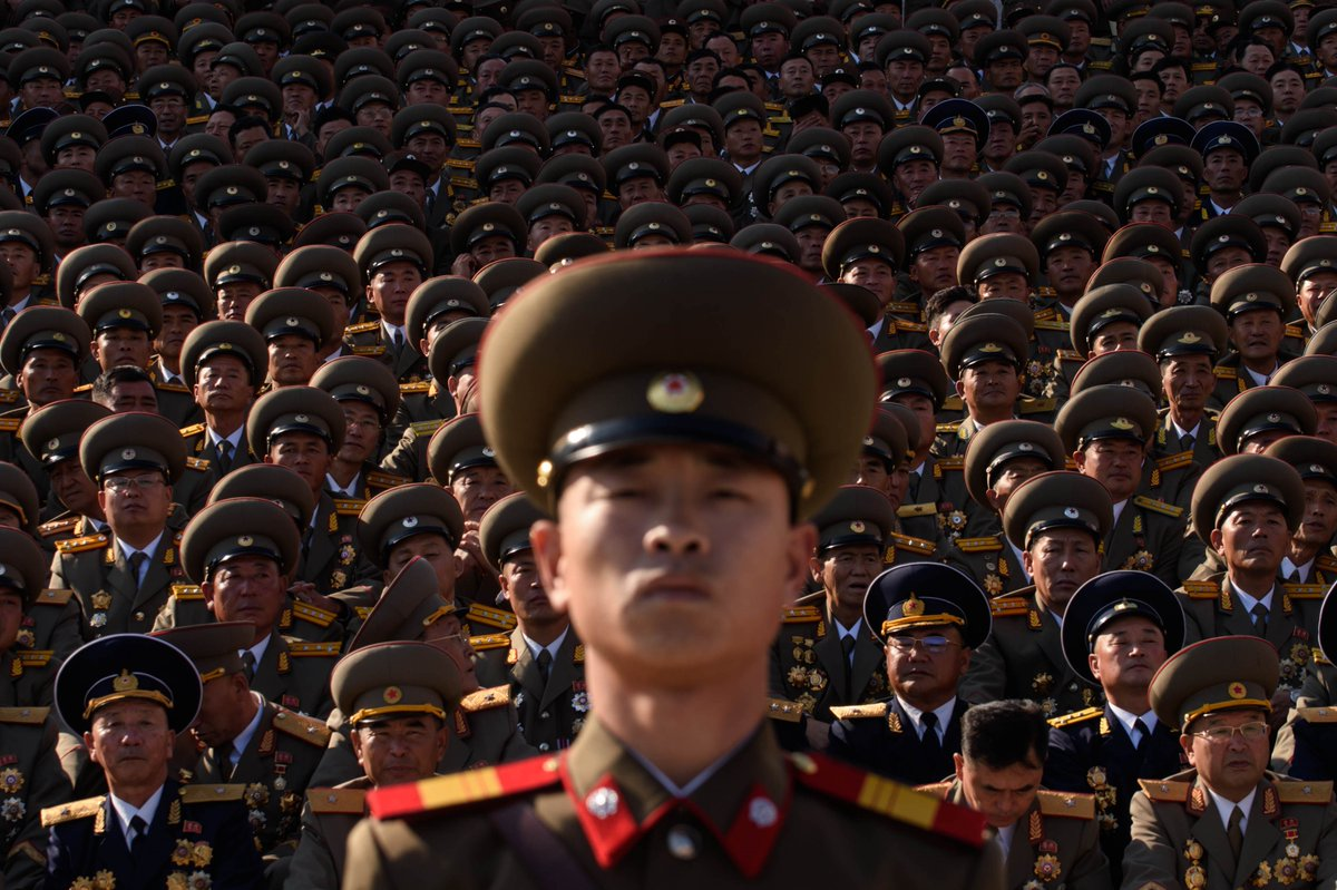 North Korea ready for war with the U.S. as millions volunteer to join military