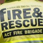 Firefighters battle house fire in Flynn