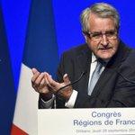 Philippe Richert quitte la présidence de la région Grand Est