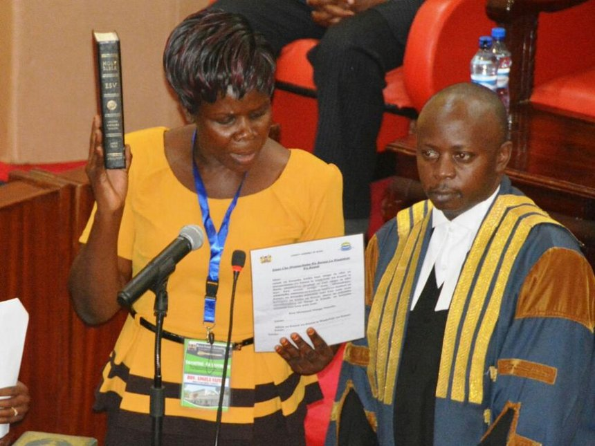 Busia women MCAs lose as males take lead of 14 assembly committees