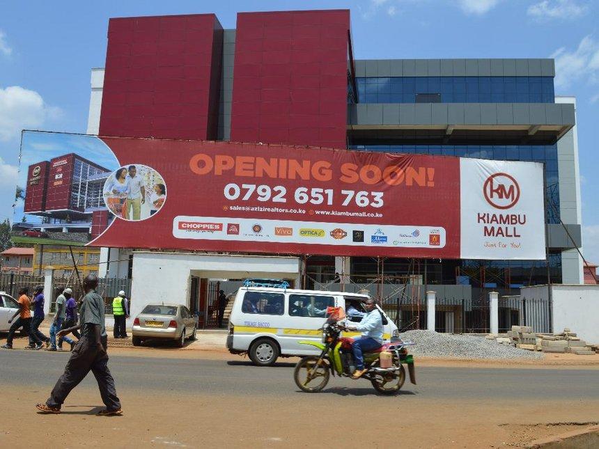 Sh800 million one-stop shopping mall opens in Kiambu in 3 months