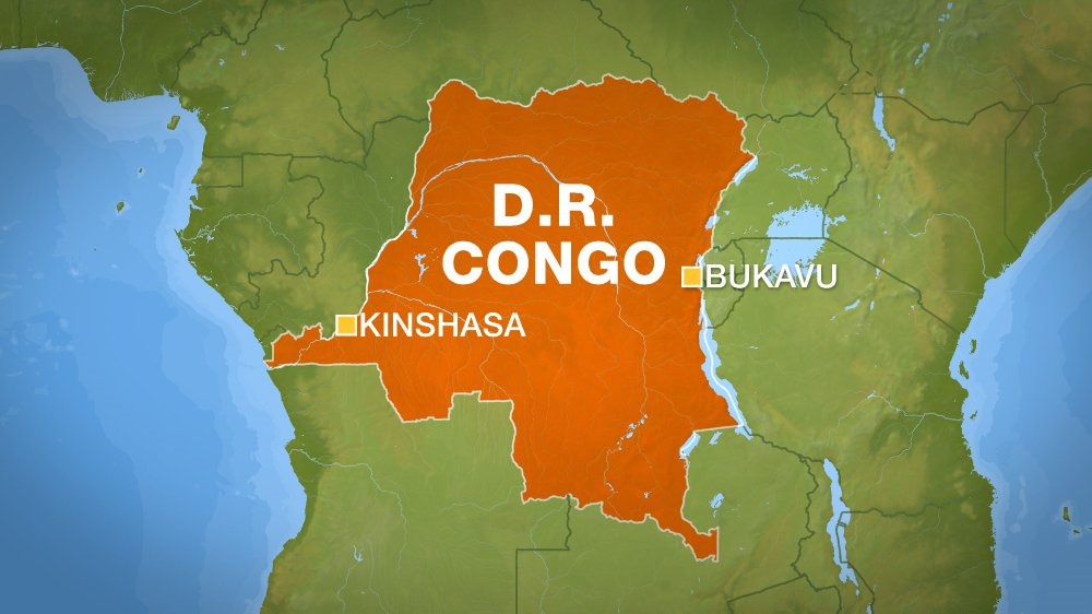 Deaths reported in military cargo plane crash in DRC