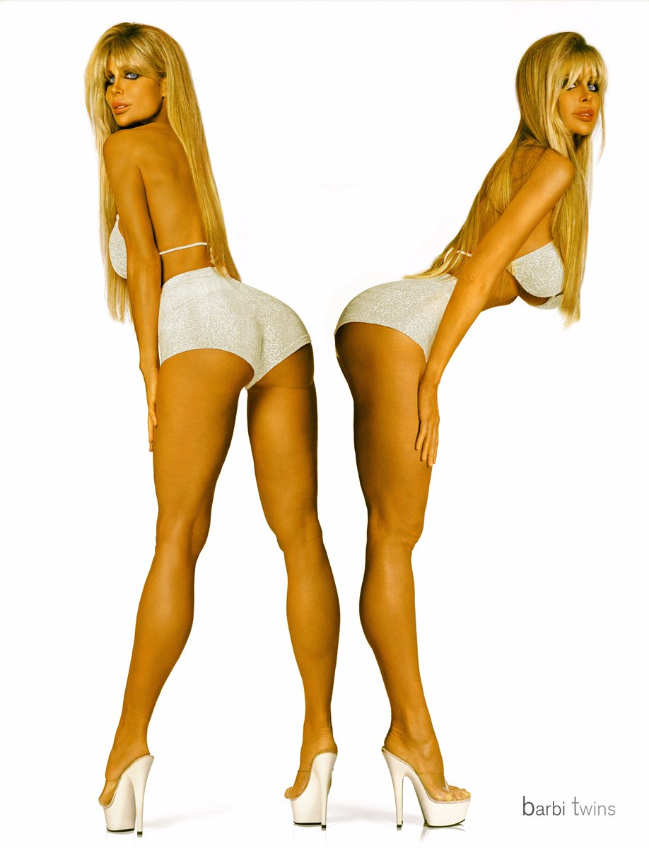 Barbi twins playboy