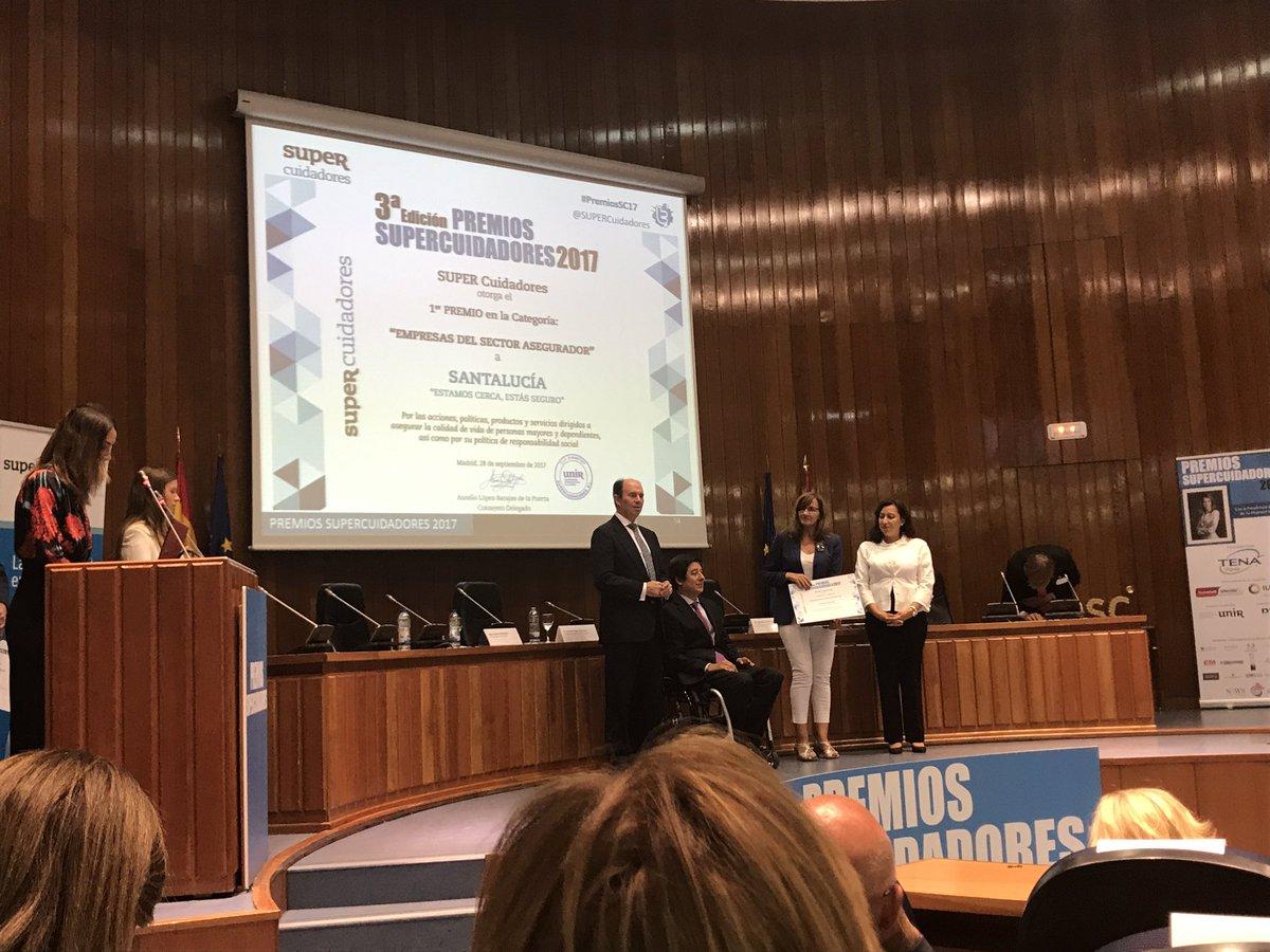 test Twitter Media - Enhorabuena a @santalucia_seg y por extensión a @GrupoBallesol  Premio a la mejor aseguradora en los #PremiosSC17 @SUPERCuidadores https://t.co/oqUON2sYsp