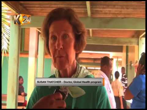 300 patients in Maragua offered free treatment by foreign NGO