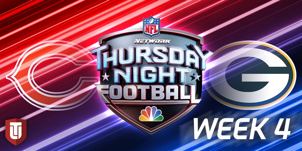 Who takes tonight's #TNF match-up? Retweet for @packers  Like for the @ChicagoBears https://t.co/1PiK7pShhJ