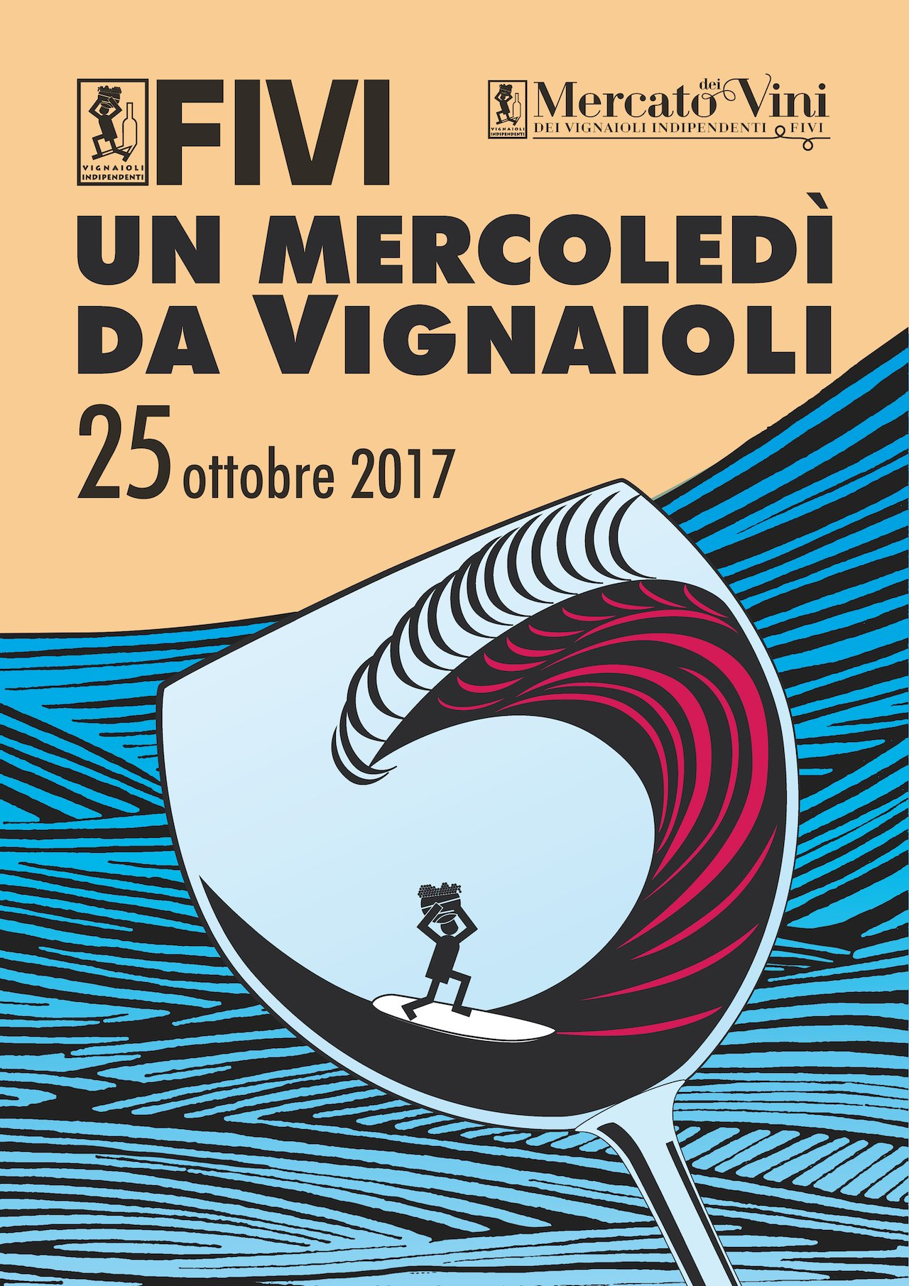 La novità del Mercato 2017: un mercoledì da Vignaioli. Il 25 ottobre una cena in 12 ristoranti del territorio. A breve tutti i dettagli https://t.co/xUGW4TLgCs