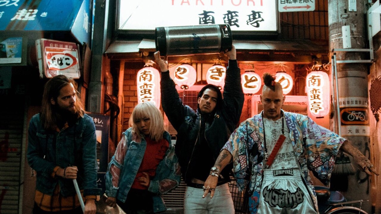 This photo is from Japan but we have a show tonight in Central Park! hope to see you 2nitteeee �� https://t.co/om2EPzyNMk