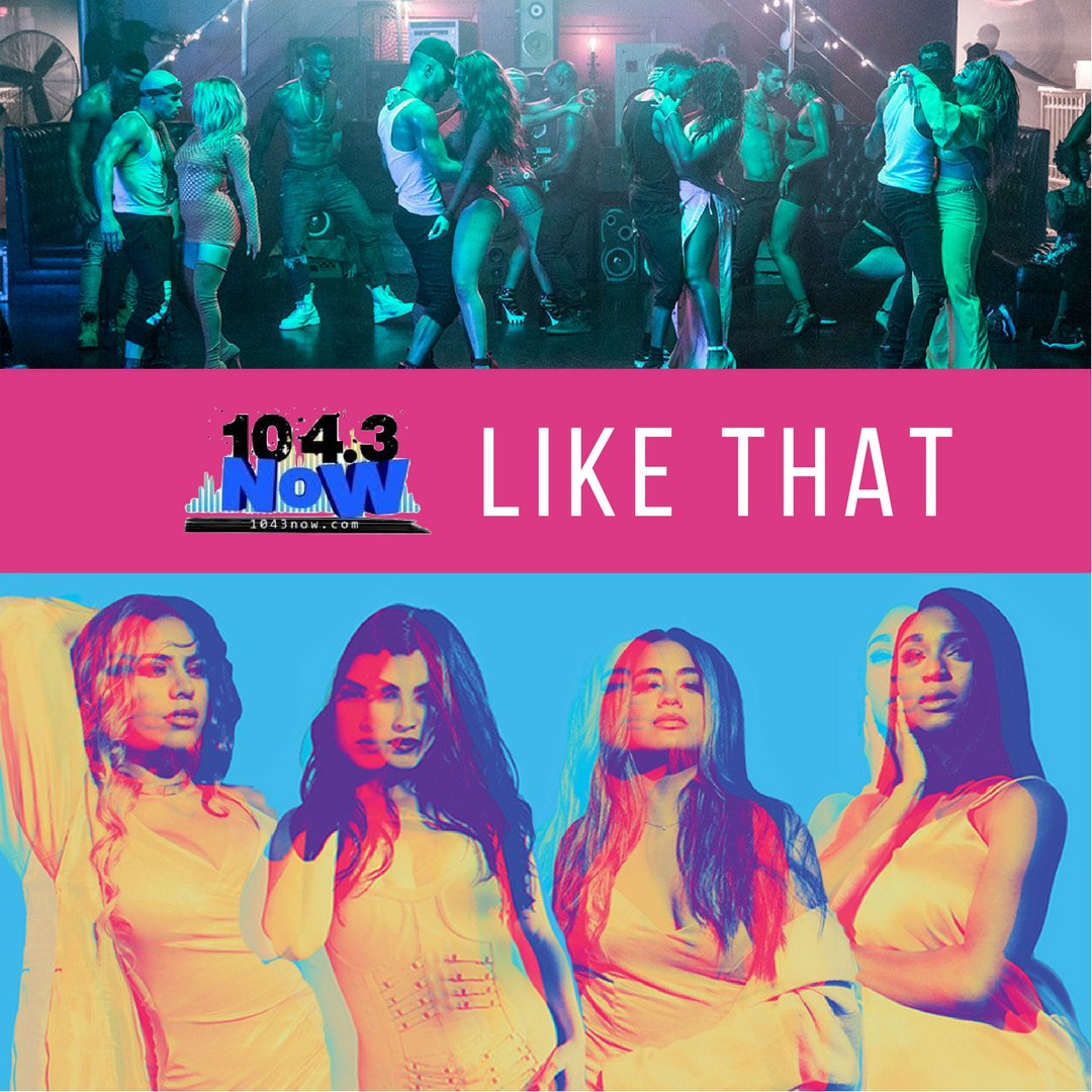 Praise hands to @1043NOW for adding #HeLikeThat �� https://t.co/X2MS8hkJn3