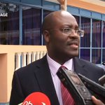 Ministry Of Health Director General, Mbonye Sacked