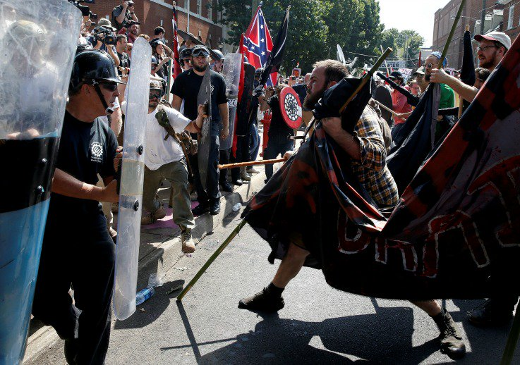 FBI considers white nationalism as much of a threat as ISIS