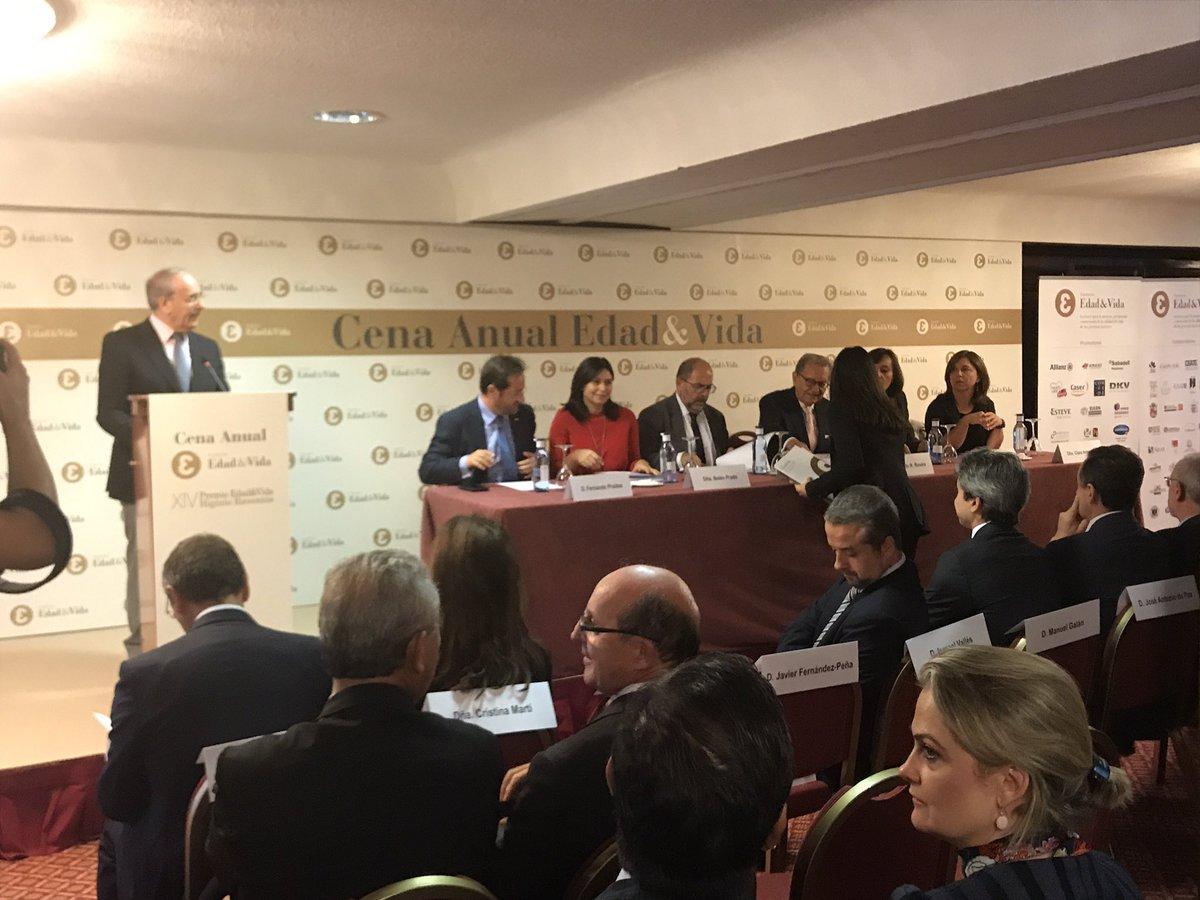 test Twitter Media - Enhorabuena a @EdadyVida por esta nueva edición del Premio Higinio Raventós https://t.co/DS7vbFaaHy