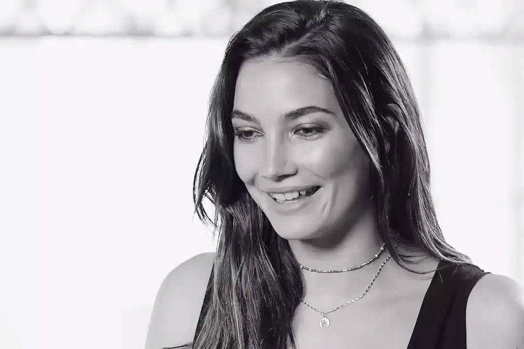 Feeling butterflies? Lily Aldridge has been there. What's YOUR love story? https://t.co/fyTqbTf6Ft #lovemademedoit https://t.co/enKyKQvvqU