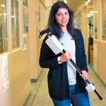 Young Pakistani student develops innovative stick to assist Parkinson's patients