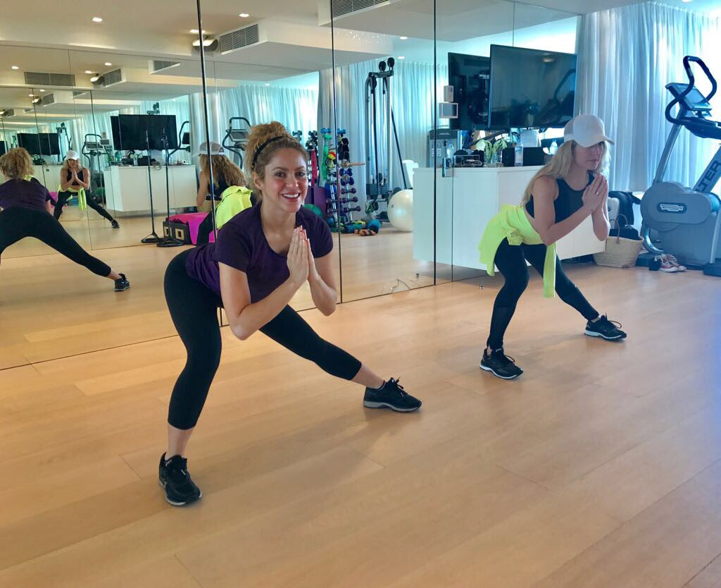 Crunch time! Shak @TheAnnaKaiser @AKTINMOTION https://t.co/LC09SNbqri