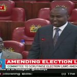 Amending Election Laws: Committee to scrutinise election laws amendment bill