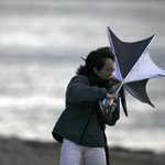 Rain and gale force winds for school holidays