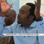Civil Society Organisations Condemn Battering of Opposition MPs