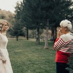 Boise bride surprises her grandmother by wearing her 1962 gown