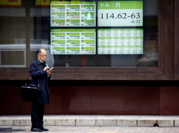 Asia shares recuperate after rough week, dollar in better health