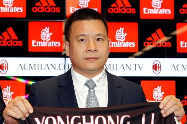 Exclusive - AC Milan's Chinese owner seeks new investor: sources