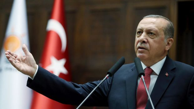 Erdogan links fate of detained US pastor Andrew Brunson to wanted cleric Gulen