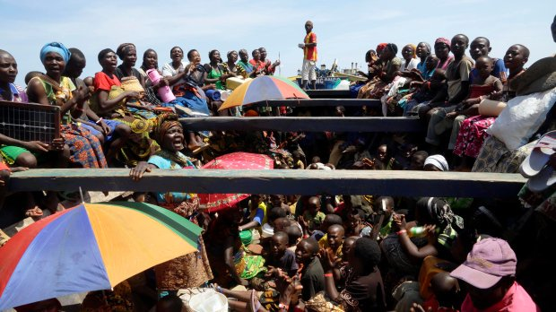 Burundi refugees being pressured to return home: rights group
