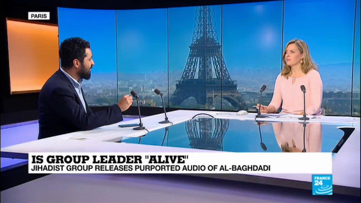 ?? Iraq: IS group leader hails jihadists despite loss of territory