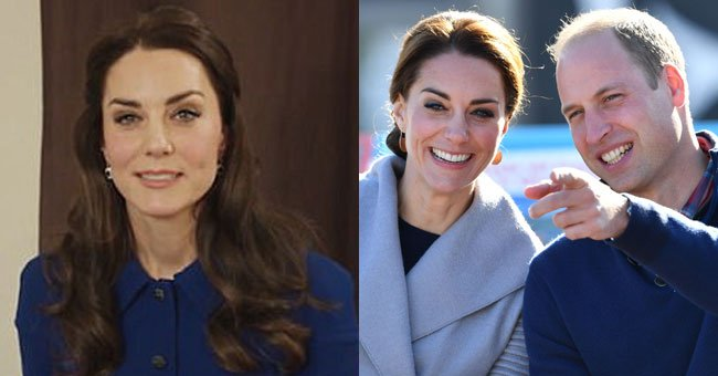 Kate Middleton's made her FIRST public appearance since announcing her pregnancy...