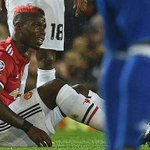 Paul Pogba out long-term with injury, says Manchester United manager Jose Mourinho