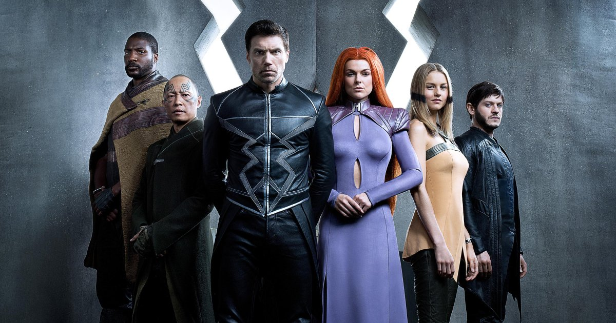 Before Marvel's Inhumans premieres on ABC tonight, check out our primer to get scoop: