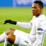 Anthony Martial left out of France squad 'by choice' insists international boss Didier Deschamps