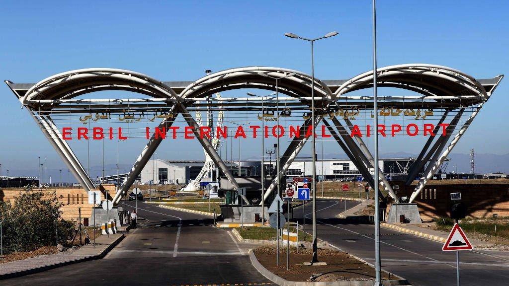 Foreigners flee Iraq's Kurdistan region before international flight ban