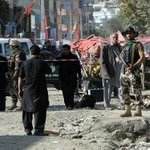 Suicide bomber kills several near Kabul Shiite mosque: Police