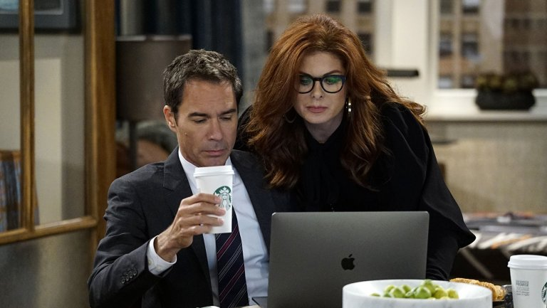TV Ratings 'Will & Grace' dominates in NBC return