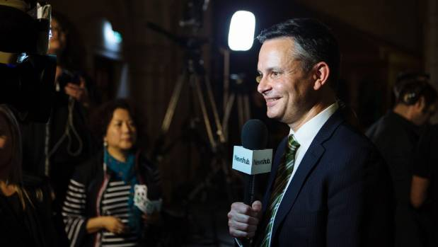 The Green Party dilemma: the environment's so mainstream and it's both good and a challenge